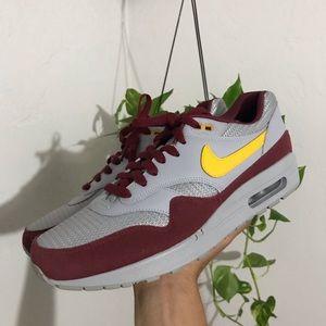 Nike air max  ID men's burgundy sz 10